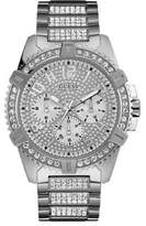 GUESS Stainless Steel Multi-Function Bracelet Watch