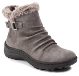 Bare Traps Baretraps Stay Dry System Cold Weather Aleah Booties Women's Shoes