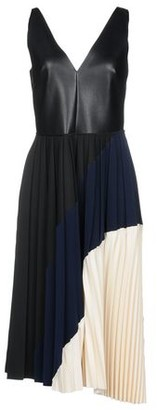 Cédric Charlier Knee-length dress