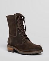 La Canadienne Lace Up Boots - Carolina