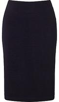 Gerry Weber Texture Jersey Skirt, Indigo
