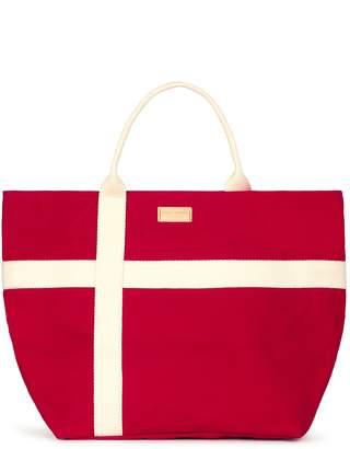 Vanessa Bruno Large flag Cabas tote bag