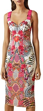 Ted Baker Kloeey Strappy Bodycon Dress