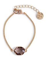 Jaeger Glass Stone Bracelet