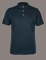 Autograph Slim Fit Supima® Cotton Polo Shirt