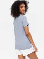 Thumbnail for your product : New Look Girlfriend T-Shirt - Grey