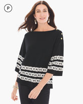 Chico's Knit KitMajestic Button Top