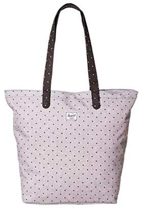 Herschel Mica (Black) Tote Handbags