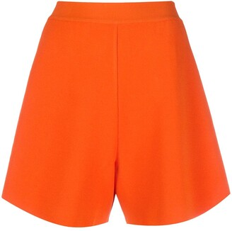 Stella McCartney High Waist Shorts