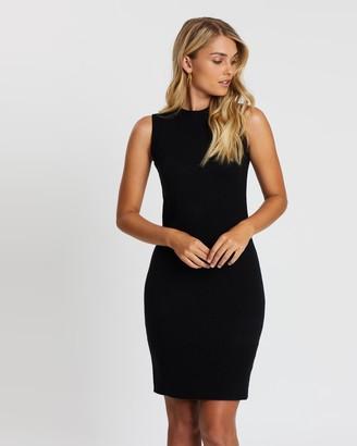 Atmos & Here Knit Sleeveless Dress