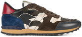 Valentino Garavani Valentino Rockrunner sneakers - men - Leather/Suede/rubber - 40
