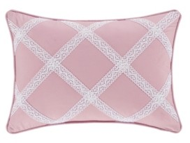 Royal Court Rosemary Rose Boudoir Decorative Throw Pillow Bedding