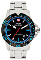 Swiss Military Seaforce Driver Stainless Steel Watch