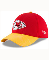 New Era Kids' Kansas City Chiefs 2016 Sideline 39THIRTY Cap