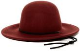 Brixton Tiller Wool Panama Hat