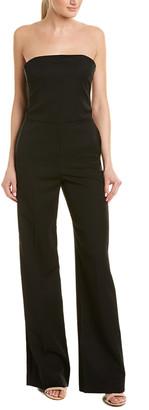 Stella McCartney Silk-Lined Wool Jumpsuit