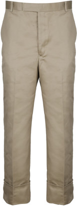 Thom Browne Beltloop Straight Leg Trousers