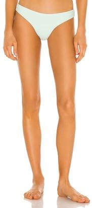 PQ X REVOLVE Basic Ruched Teeny Bikini Bottom