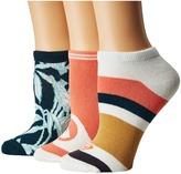 Roxy Ankle Socks Women's Low Cut Socks Shoes