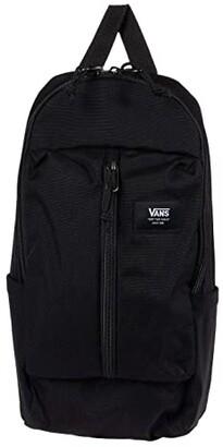 Vans Warp Sling Bag (Black Ripstop) Backpack Bags