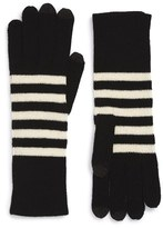 Marc Jacobs Women's Striped Gloves
