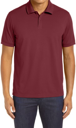 Nordstrom Tech-Smart Regular Fit Pique Polo
