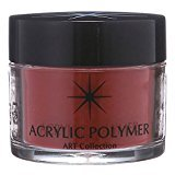 Space NAIL cast polymer French Red 20g