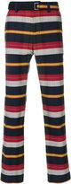 Sacai striped trousers