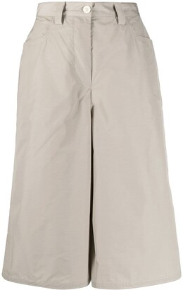 Sunnei Cropped Trousers