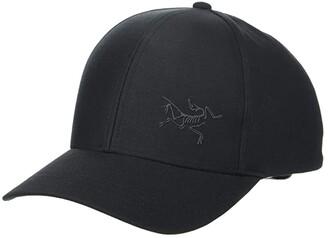 Arc'teryx Bird Cap (Black) Caps
