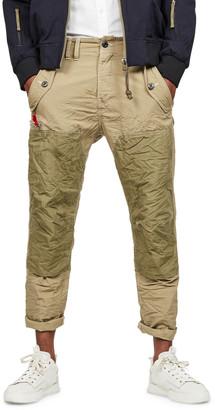 G Star Men's Torbin Vintage Ripstop Pants