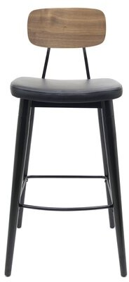 Latitude Run Holgerth 29.5'' Bar Stool