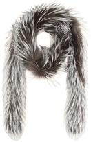 Prada Fur scarf