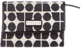 Kate Spade Canvas Compact Wallet