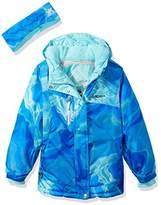ZeroXposur Big Girls' Amellia Snowboard Jacket