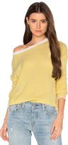 Charli Clarisse Stripe Cashmere Sweater