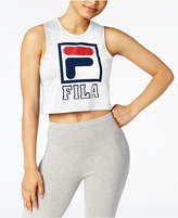 Fila Amanda Cropped Tank Top