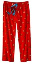 Superman® Juniors Cropped Pajama Pant - Red