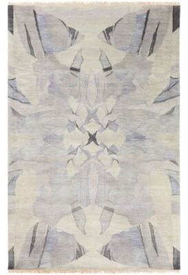 Surya Libra One Knotted Beige/Brown Area Rug Rug Size: Rectangle 9' x 13'