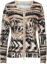 Betty Barclay Print cardigan