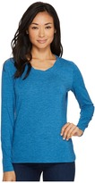 Royal Robbins Essential Tencel Twist Neck Top Women's Long Sleeve Pullover