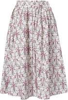 Prada Panty Print Skirt