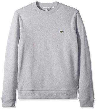 Lacoste Men's Long Sleeve Sweatshirt With Print