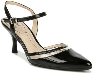 LifeStride Sovia Pointed Toe Pump - Wide Width Available
