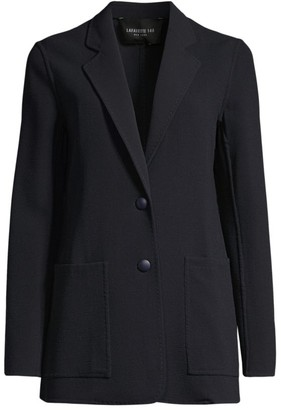 Lafayette 148 New York Annmarie Stretch Virgin-Wool Jacket