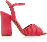 Tabitha Simmons Kali Bis Suede Sandals