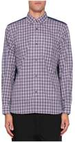 Junya Watanabe Patchwork Cotton Popelin Shirt