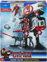 Marvel The Avengers Captain America Civil War Iron Man Armoury
