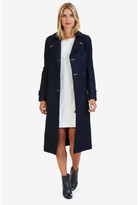 Nautica Double Breasted Officer's Coat