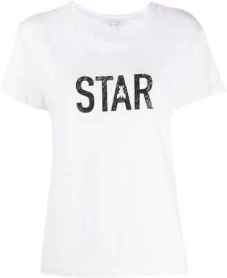 Patrizia Pepe Star print T-shirt
